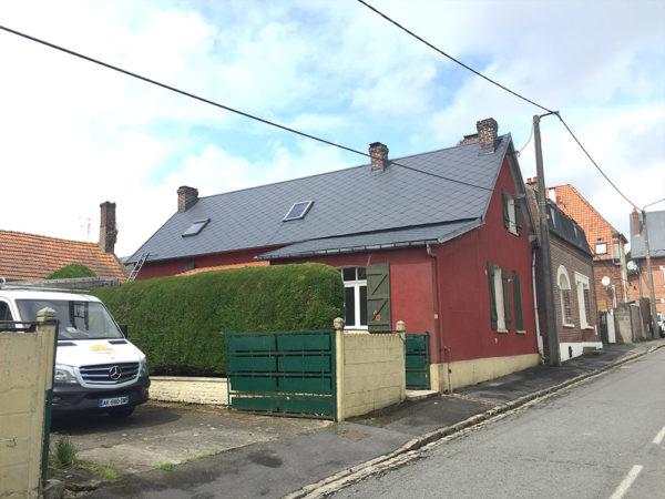 Ravalement de toiture : faites appel à GM Entretrenir, Le spécialiste du démoussage toiture dans les Hauts de France